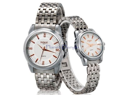matching watches and analog movement