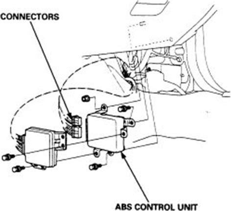 repair guides anti lock brake system abs pump assembly autozone com repair guides anti lock brake system abs control unit autozone com