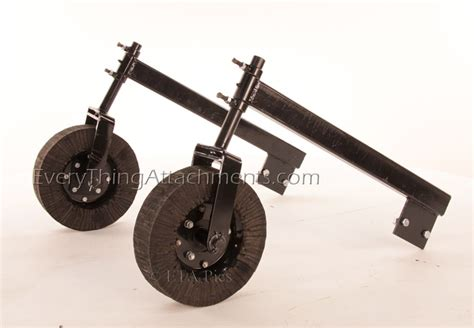 Landscape Rake With Wheels Wheels For Everything Attachments Or Leinbach