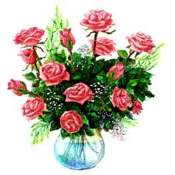 Flower In A Vase Picture Bleomenvaas Animatie Linkietheo