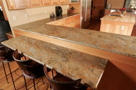 half wall bar top kitchen island granite top breakfast bar kitchen island