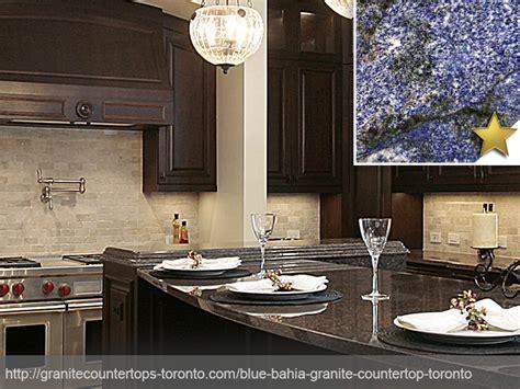 Granite Countertop Toronto by In Stock Blue Bahia Granite Countertops In Toronto