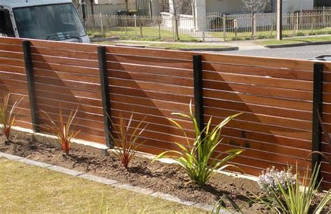 Deck To Patio Transition Picket And Lattice Fencing Canberra Alto Industrial