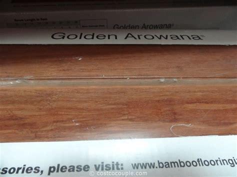 Golden Arowana Strand Woven Bamboo Flooring