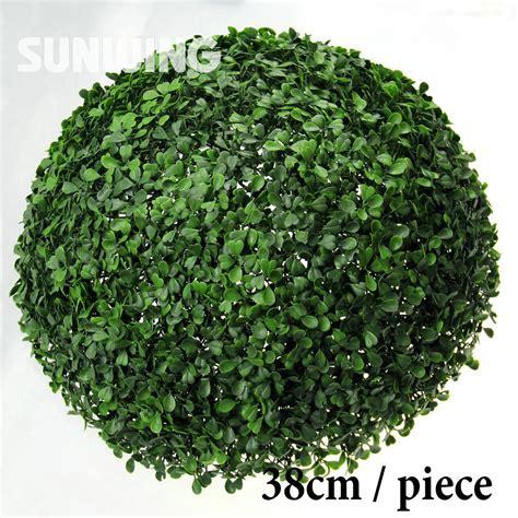 boxwood topiary decor ball 6 inches 3302400 new raz home aliexpress com buy 38cm sythenic plastic topiary kissing