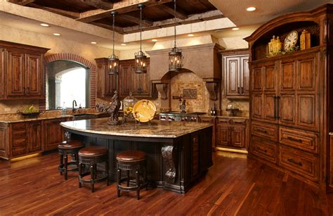 Hickory Wood Cabinets Kitchens by Rustic Kitchen Using Knotty Alder Galleries Amp Projects