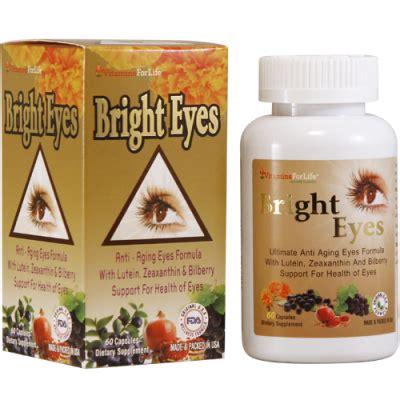 Vitamin Eye Bright bright vitamin vi 234 n bổ mắt s 225 ng mắt của mỹ ch 237 nh h 227 ng