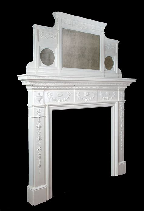 Cast Iron Fireplace Paint by Painted Cast Iron Fireplace