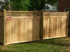 wood privacy fence ideas woodworking projects plans