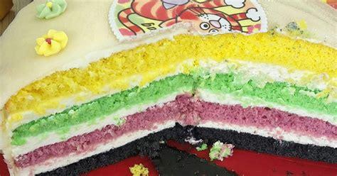 Torte Kindergeburtstag by Regenbogen Torte Kindergeburtstag Janine90 Ein