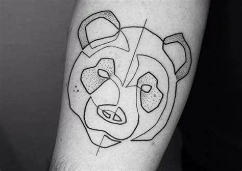 one line tattoo these awesome tattoos are made of only one line the
