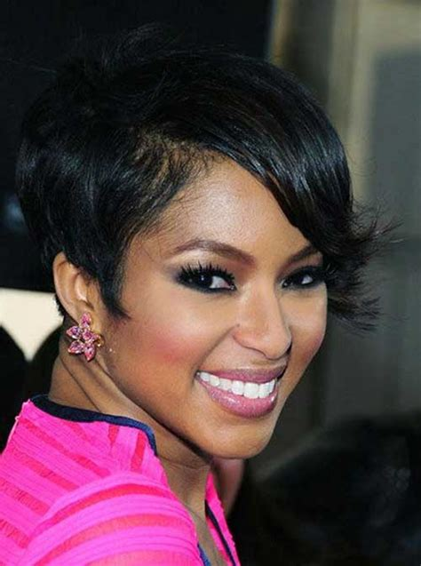 african american hairstyles long on one side short on other side 50 african american short black hairstyles haircuts for