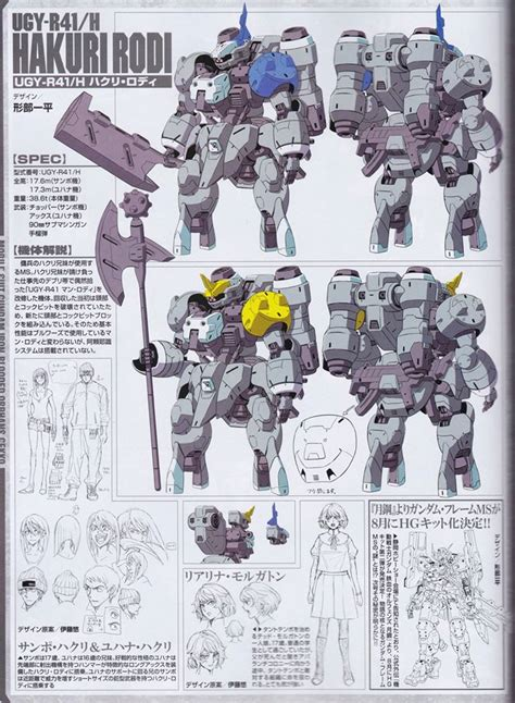 Gundam Iron Bloode Orphans Vual Gm Ibo Vual gundam
