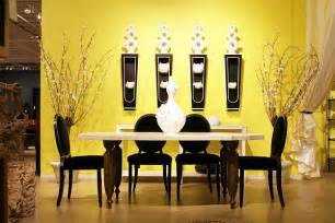 Yellow Dining Room Ideas by Color Wall Ideas Dining Room With Yellow Walls Jpg
