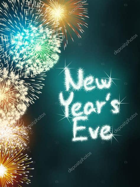 new year stock new years anniversary firework celebration