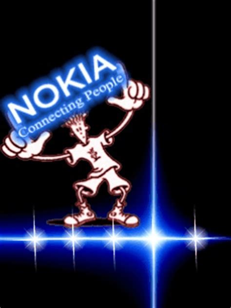 qmobile i9 themes free download download free nokia mobile mobile phone screensaver 77