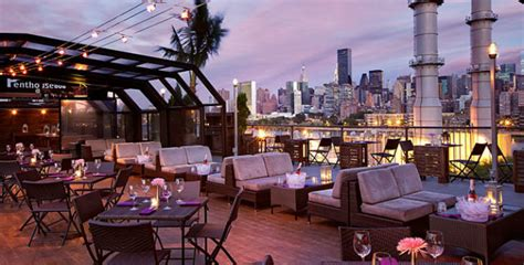 Roof Top Bar New York by Top 5 Rooftop Restaurants In New York