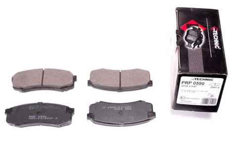 Disc Pad Toyota Hardtop prp0590 protechnic prp0590 brake pad set disc brake for