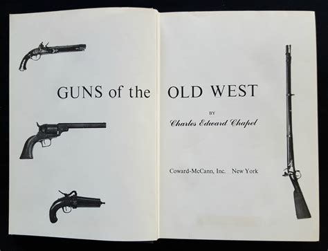 of the west books guns of the west