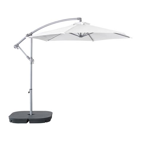 Ikea Patio Umbrella Bagg 214 N Svart 214 Hanging Umbrella With Base Ikea