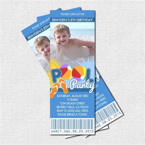 new graduation party invitation postcard templates free free