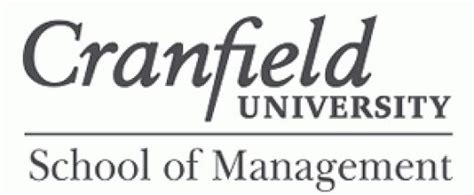 Cranfield School Of Management Mba Ranking by Cranfield School Of Management Bs Logo