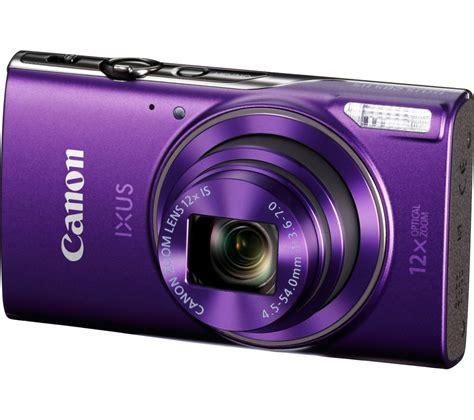 Canon Digital Ixus 285 Hs buy canon ixus 285 hs compact purple free