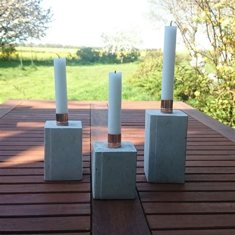 pflanztröge aus beton selber machen kerzenst 228 nder aus beton selber machen diy anleitung