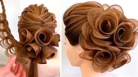 how to do amazing hairstyles amazing hairstyles tutorials by georgiy kot 2017 youtube