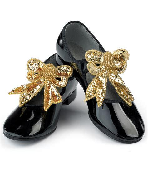 shoe accessories bows a wish come true sb01 sequin shoe bows
