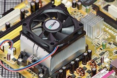 Kipas Heatsink Komputer komponen perangkat proses dan komponen pendingin pada komputer