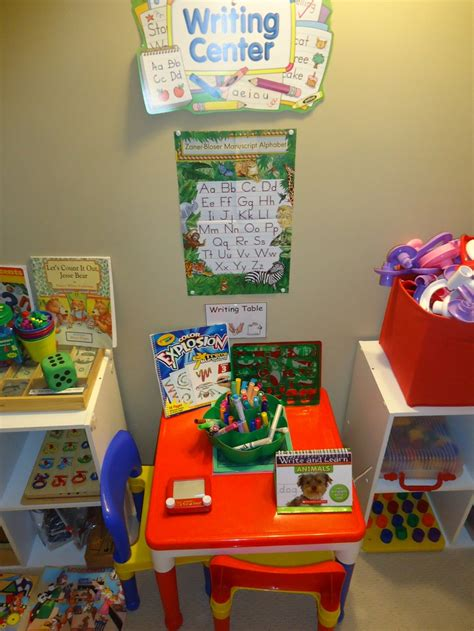 pattern writing for nursery class 119 best images about preschool writing center on