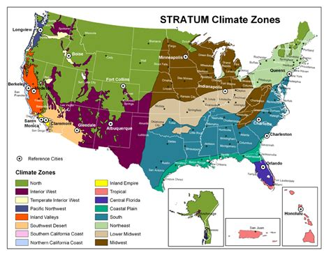 united states climate map window replacement by climate region aaa windows for less