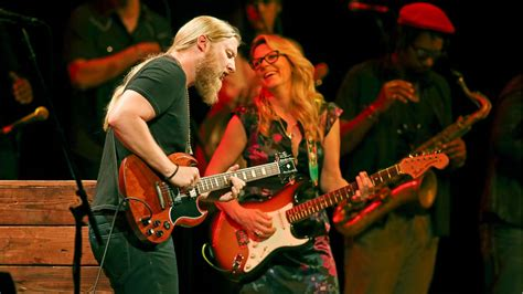 gets by a tedeschi trucks band let me get by album review rolling