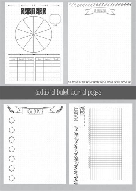 printable love journal creative journal pages and bullets on pinterest