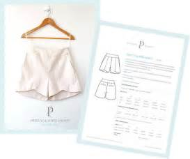 Adult shorts sewing pattern sew simple com sewing patterns online