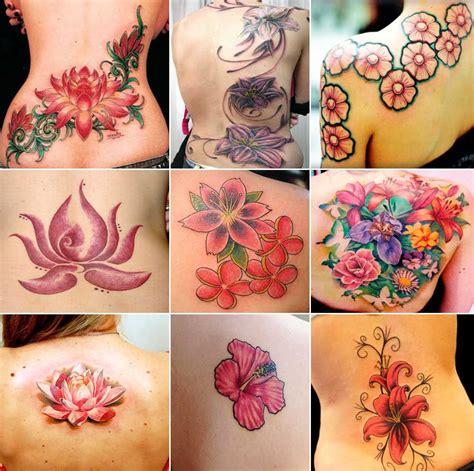 tatuaggio fiore della vita tatuaggi con fiori significato e 200 foto
