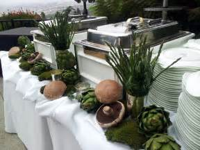 How To Decorate Buffet Table Decorate Your Buffet Table With Food