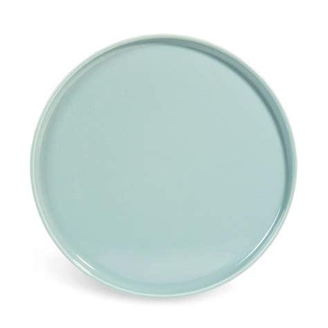 assiette plate en fa 239 ence bleue d 27 cm helsinki maisons