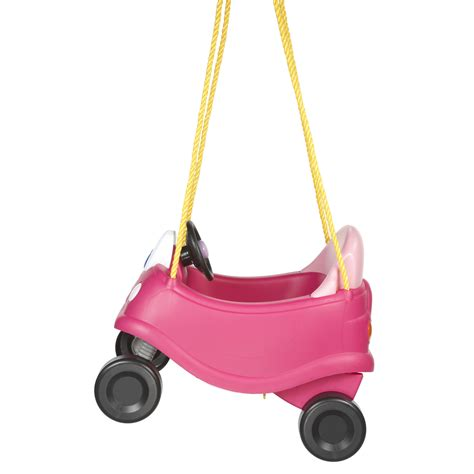 cozy coupe swing little tikes cozy coupe first swing reviews wayfair ca