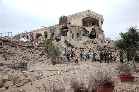 Syria Della 2 numerous casualties reported in bombing in aleppo s