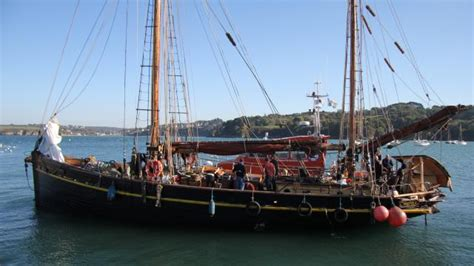 fishing boat hit by yacht nordlys the world s oldest cargo sailing vessel hit by
