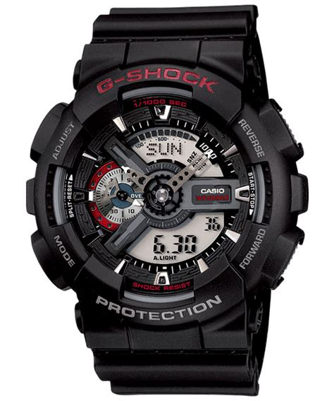 Limited Jam Tangan Casio G Shock Ga110 Tipe B Blackred Limited ga 110 5146 g shock wiki casio information