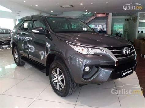 Headl Fortuner Vrz 1 toyota fortuner 2016 vrz 2 4 in selangor automatic suv grey for rm 170 243 3055675 carlist my