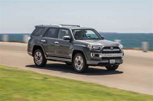 Four Runner Toyota 2015 Toyota 4runner Limited 4x4 Review Test