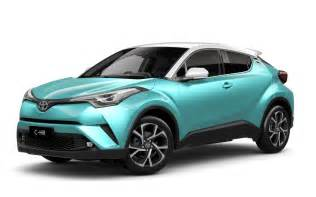 Toyota Pictures Toyota Chr 2018 Suv Drive