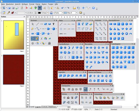 visio open office free open visio file in openoffice draw software