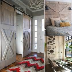 Barn Doors In Homes Barn Doors For The Home Popsugar Home