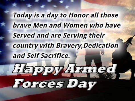 happy armed forces day quotes pictures  images  pics hugs   soldiers