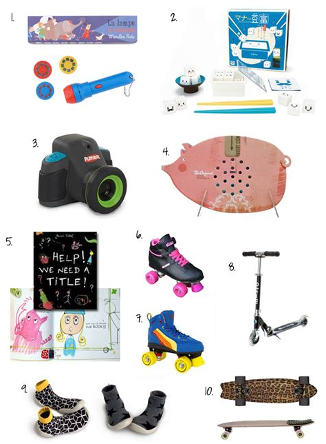 our top 10 christmas gift ideas for kids